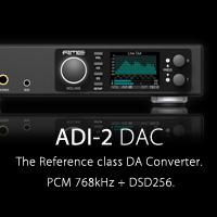 ADI-2 DAC 新登場