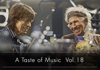 A Taste of Music。最新号Vol.18
