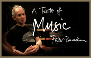 A taste of music