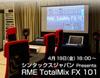 TotalMix FX 101